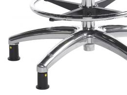 ESD High Lift Glide Base Chair
