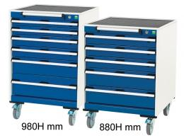 Mobile Drawer Cabinets