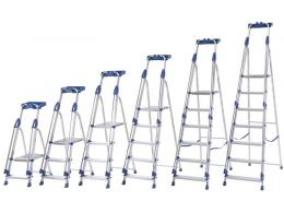 Trade and domestic step ladder