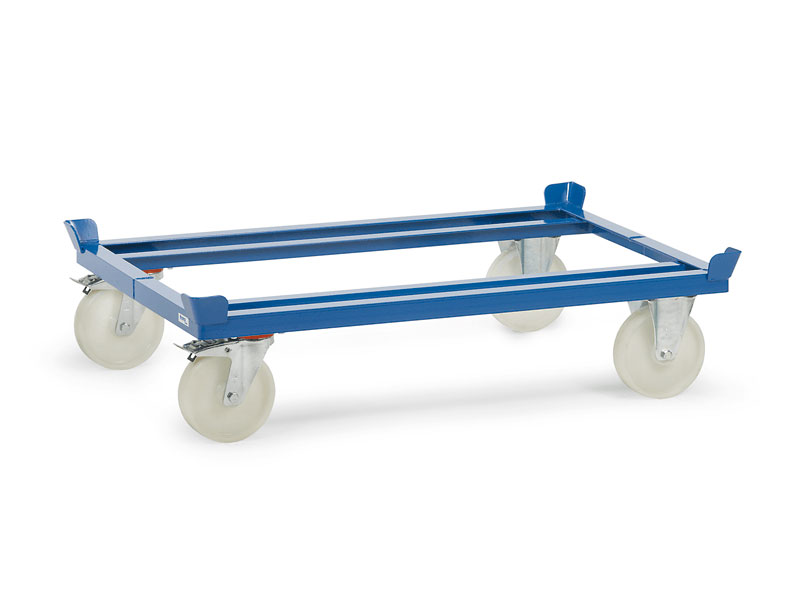 Euro pallet dolly