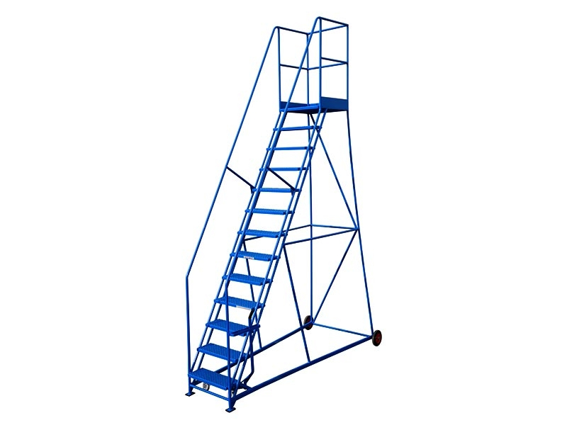 13 Tread 2972mm High Safety Steps