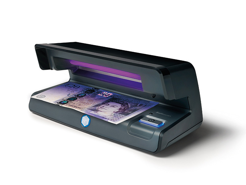 Counterfeit Money Detector Machines