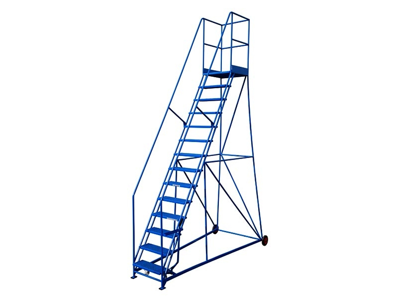 14 Tread 3200mm High Safety Steps