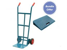 Budget Sack Truck & Kerb Ramp Bundle