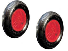 Pneumatic Tyre, Plastic Centre Wheels