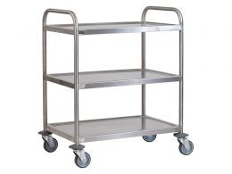 3 Tier Serving Trolleys