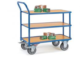 Platform Trolley with Handle