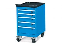 5 Mobile Drawer Cabinet