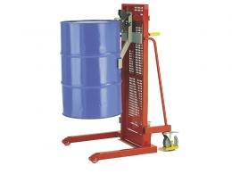Gearbox Operated Drum Lifter