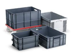 Standard Stacking Euro Containers