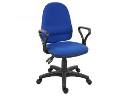 Ergo High Back Twin Lever Office Chair