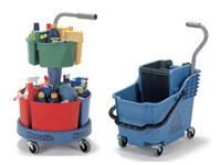 Hospitality Carts & Cleaning Trolleys