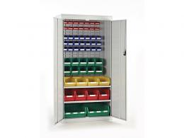 Louvred Panel Cupboards