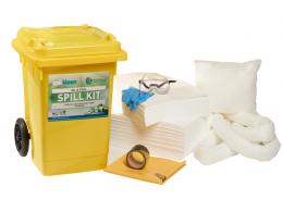 80 Litre Oil and Fuel Spill Kit