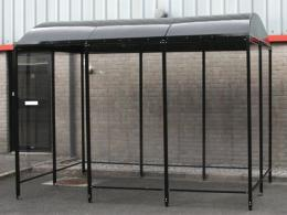 Sandford Cycle and Buggy Shelter without door