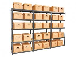 Archive Shelving Systems