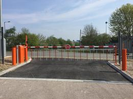 Automatic Car Park Barrier