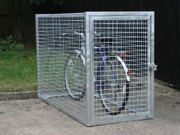 Mesh Cycle locker