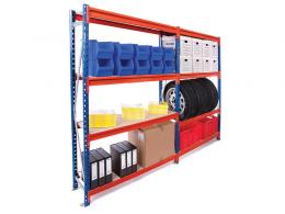 8 Shelf Long Span Shelving Kit