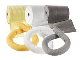 Chemical Absorbent Pads, Matts & Rolls
