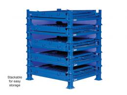 Collapsible Pallet Cages