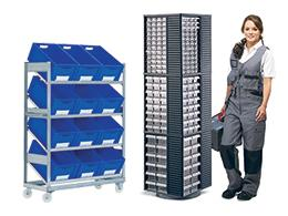Container Shelving