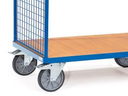 Double End Mesh Trolley