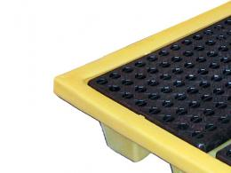 Spill proof Pallet