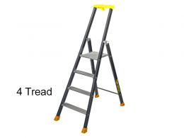 Extra Heavy Duty Stepladder