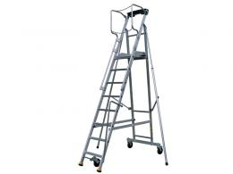 Folding Warehouse Stepladder