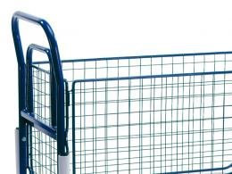 Multi purpose platform trolleys