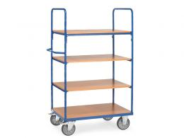 4 Shelf Trolley