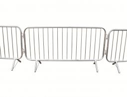 Fixed Leg Crowd Control Barrier