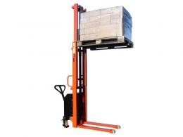 Heavy Duty Electric Pallet Stacker
