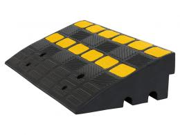 Heavy Duty Rubber Kerb Ramp