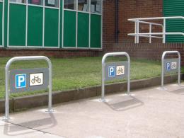 Hillmorton Bike Stand
