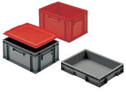 Interstacking Containers