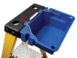 Ladder utility bucket