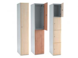Wooden & Laminate Lockers