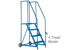Safety Steps mobile access wheelalong