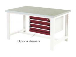 Lintop Workbench with drawers