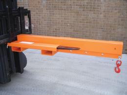 Low Profile Jib Fork Attachment