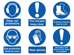 Buy Safety Signs & Labels | Free Delivery