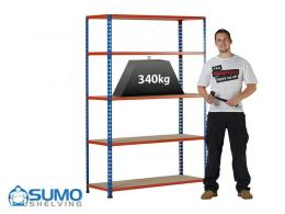 Free Standing Shelving Units