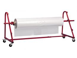 Portable Shrink Wrap Dispenser Stand