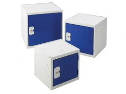 Nestable Security Cube Lockers