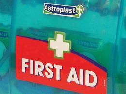 Office first aid box