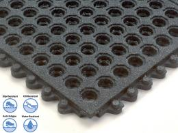 Oil and Chemical Resistant Anti-Fatigue Matting
