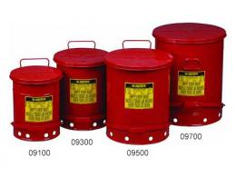 Greasey/oily Waste Cans