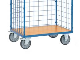 Parcel Cart Without Doors 1800mm